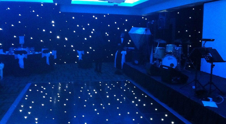 Starcloth & Dance Floor Hire in Chesterfield