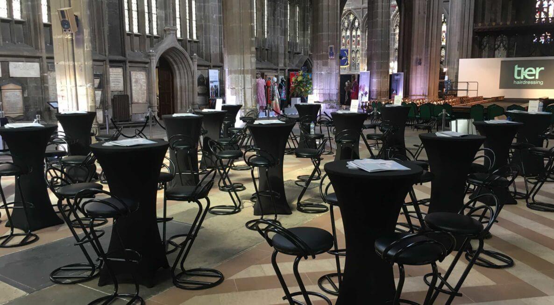 Aluminium Poseur Table Hire Leicester