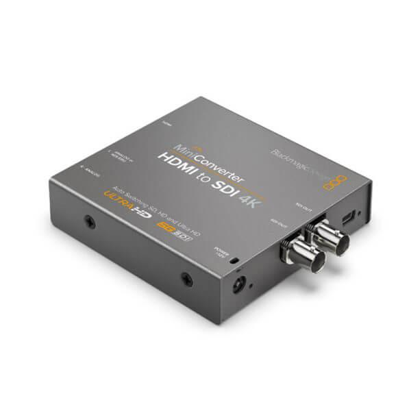 Blackmagic HDMI 4K > 6G-SDI Mini Converter Hire