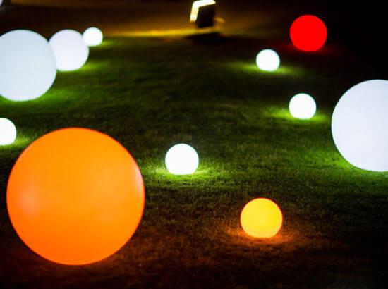 LED Ball Hire