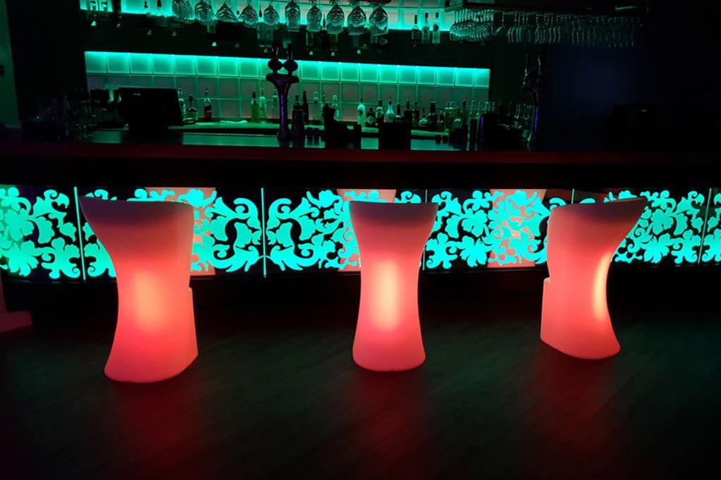 LED Bar Stool Hire