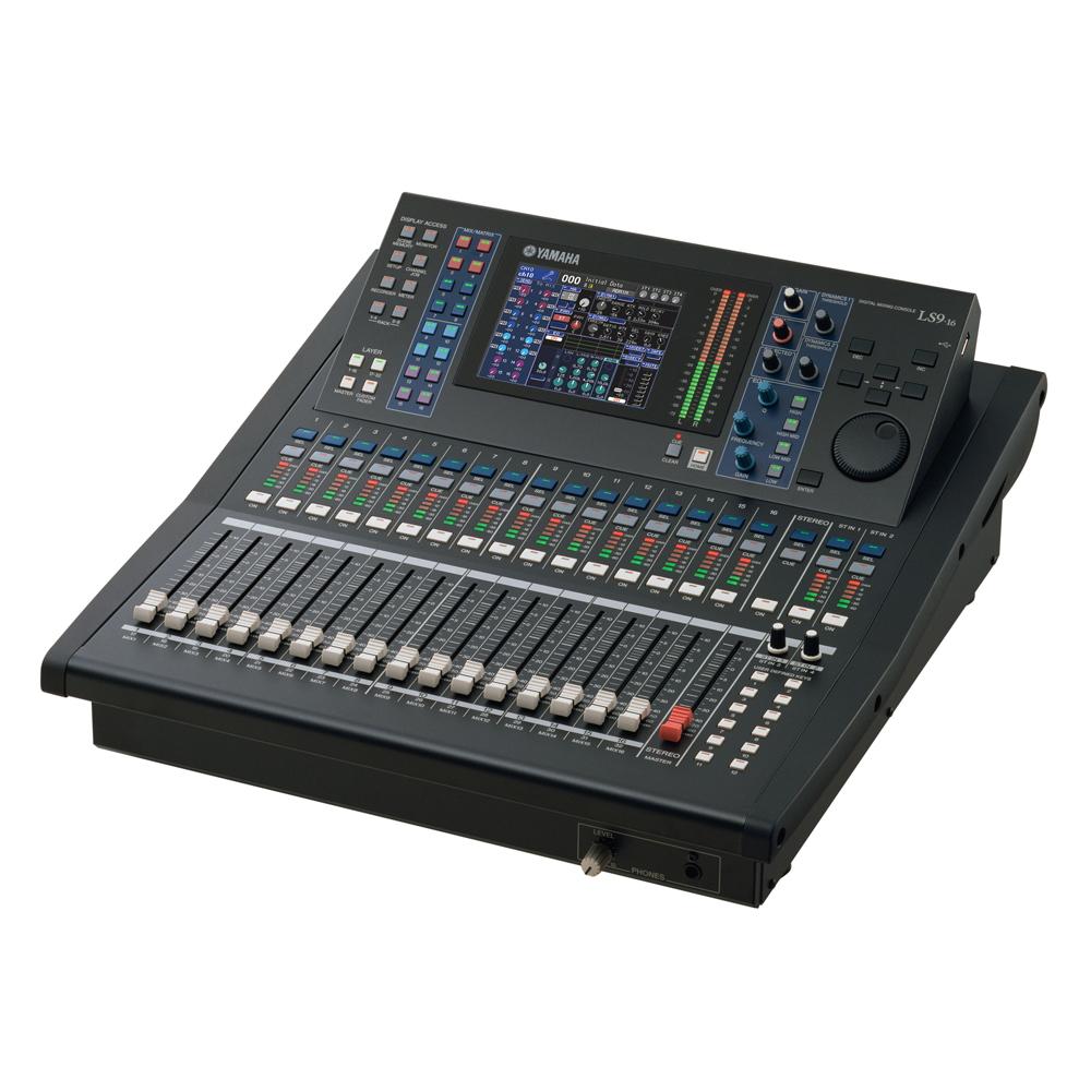 Yamaha LS9-16 Desk Hire