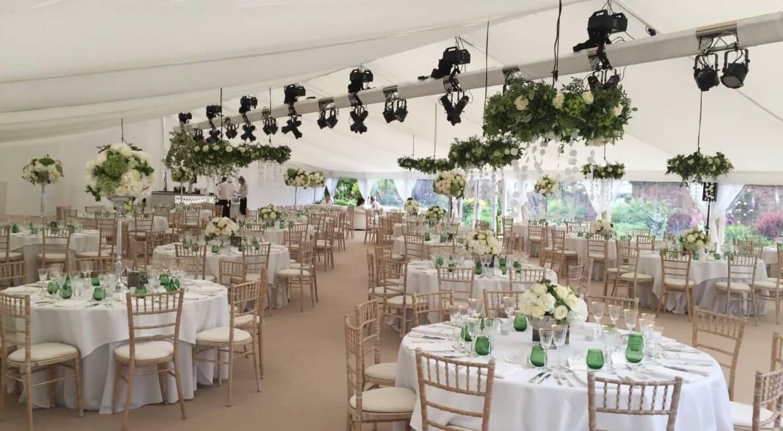 Wedding Table Hire