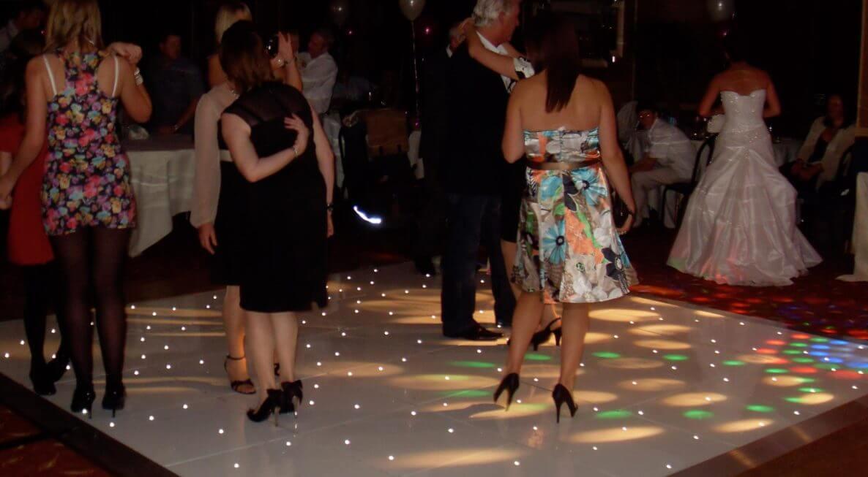 Aston Wood Golf Club Wedding DJ