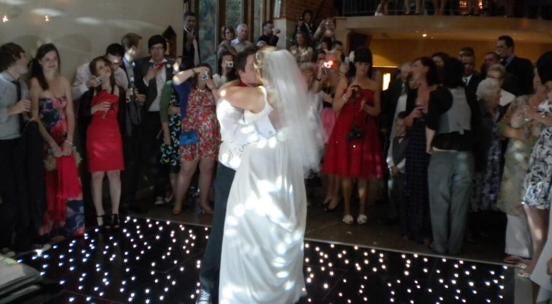 Dodmoor House Dance Floor Hire
