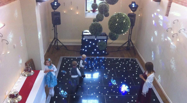 Dodmoor House Wedding DJ