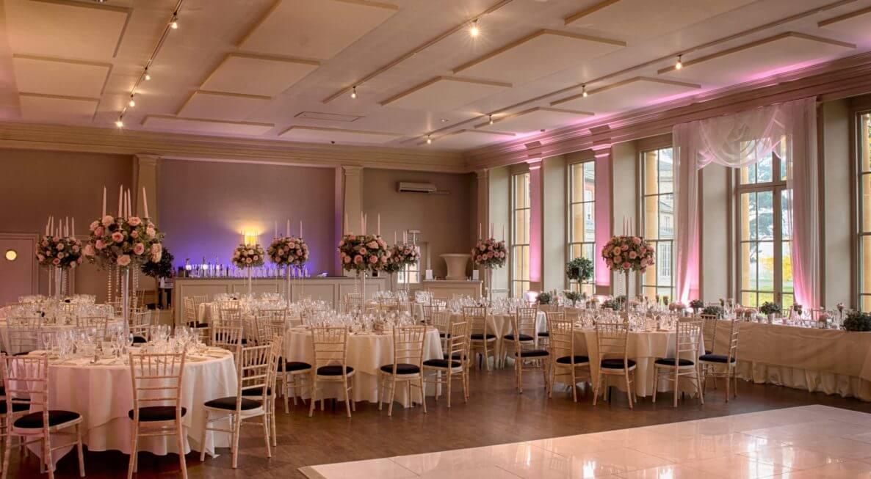 Weddings at Stubton Hall