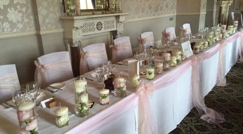 Walton Hall - Wedding Linen