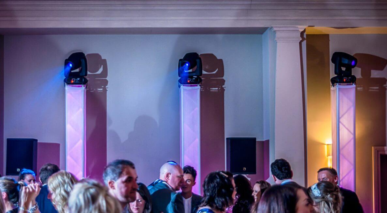 Stubton Hall Wedding DJ
