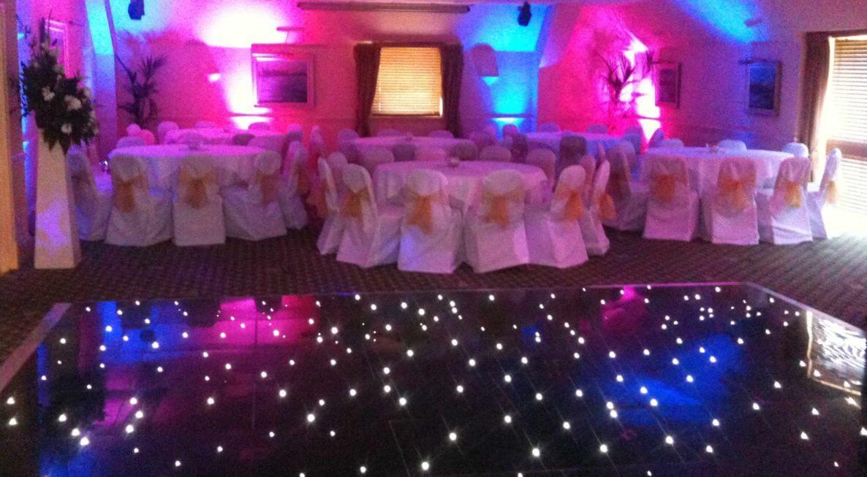 Donnington Valley Hotel Wedding DJ Hire