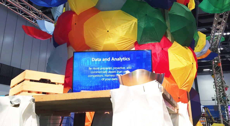 Umbrella Exhibition Stand
