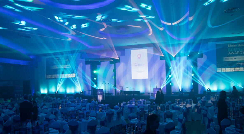 Leicester Mercury Buisness Awards