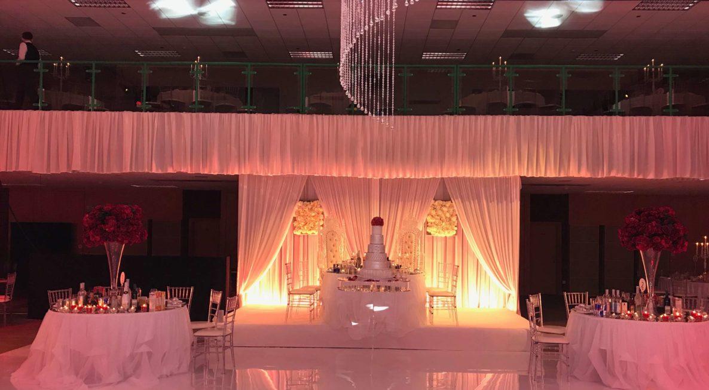 Wedding Stage Hire