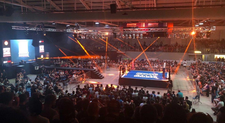 New Japan Wrestling AV