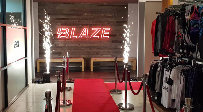 Blaze David Lloyd