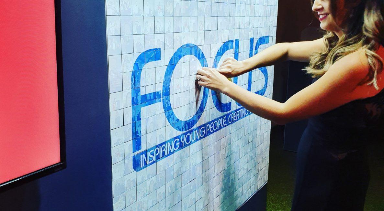 Focus Charity Social Media Hub