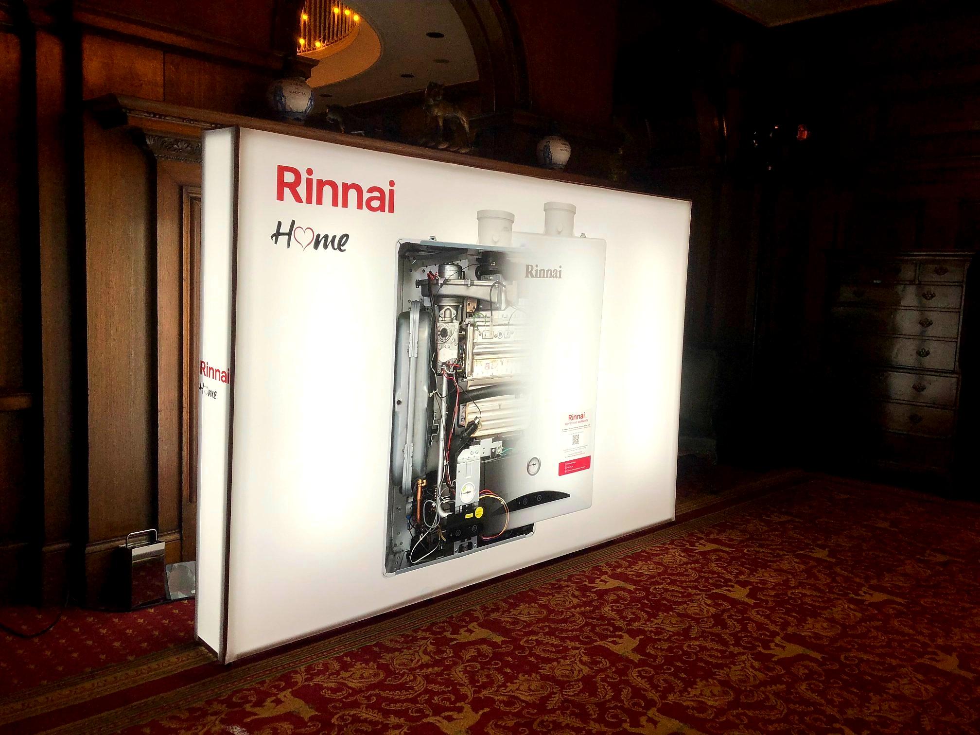 Rinnai 100 Year Conference